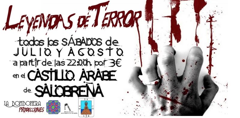 leyendas de terror y videos: