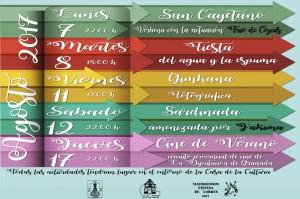 semana cultural de San cayetano 2017 2