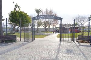 Parque de la fuente de Salobreña 800