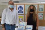 Entrega mascarillas IES Mediterráneo_267