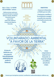 Cartel Voluntariado Ambiental - SALOBREÑA_800